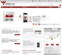 Forexyard mobile trading
